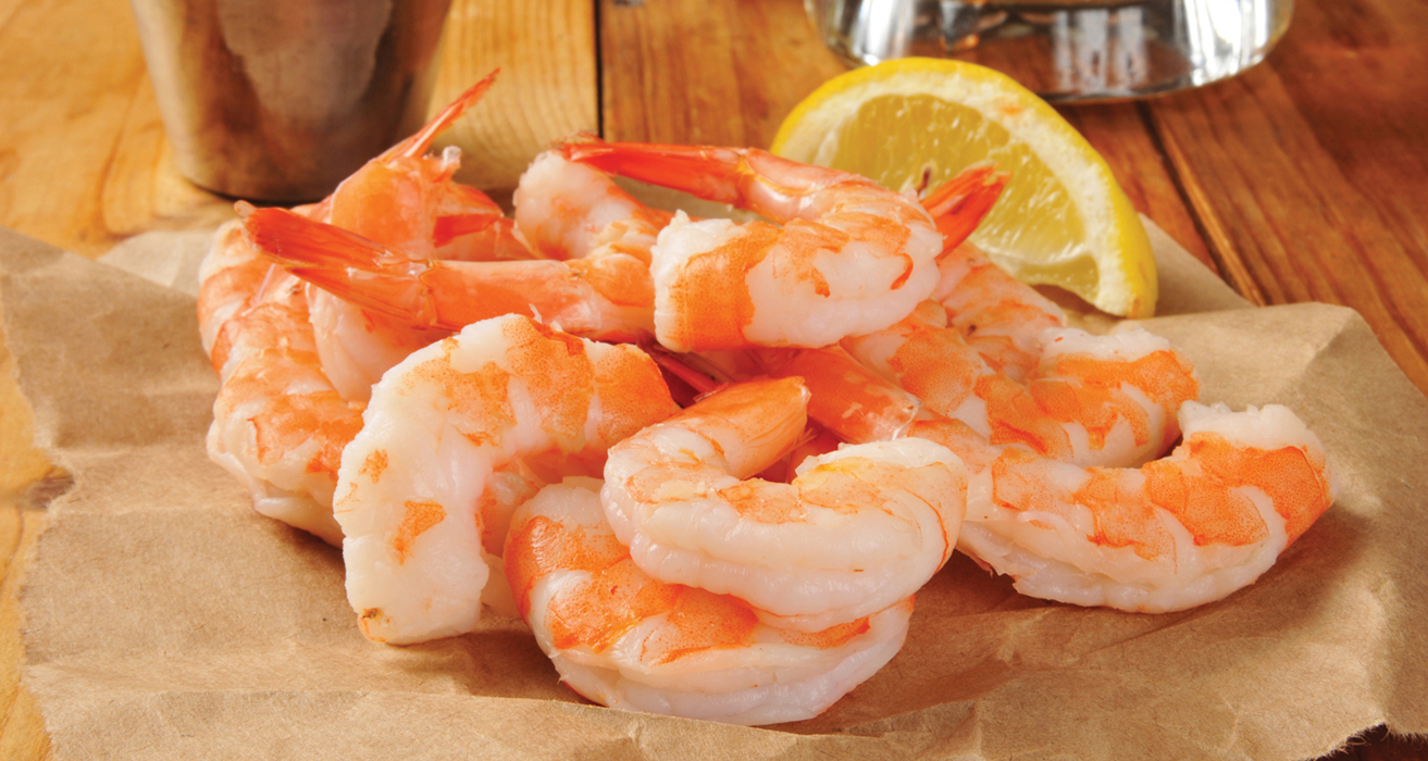 Premium Peeled and Deveined Prawns